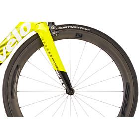 Cervélo S3 Ultegra Di2 8050, fluoro/black/white